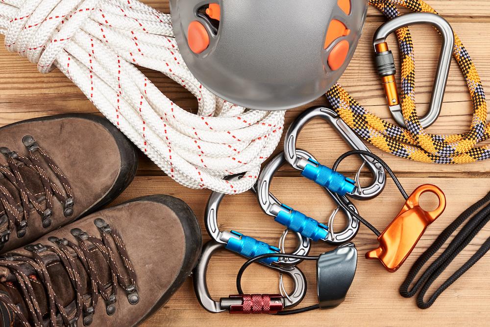 Kletterausrüstung Für Draußen : Seilklettern für anfänger und fortgeschrittene bouldern