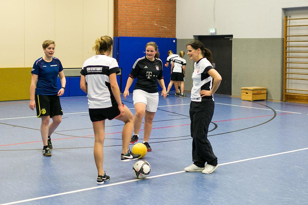 Frauenfußball im CSV