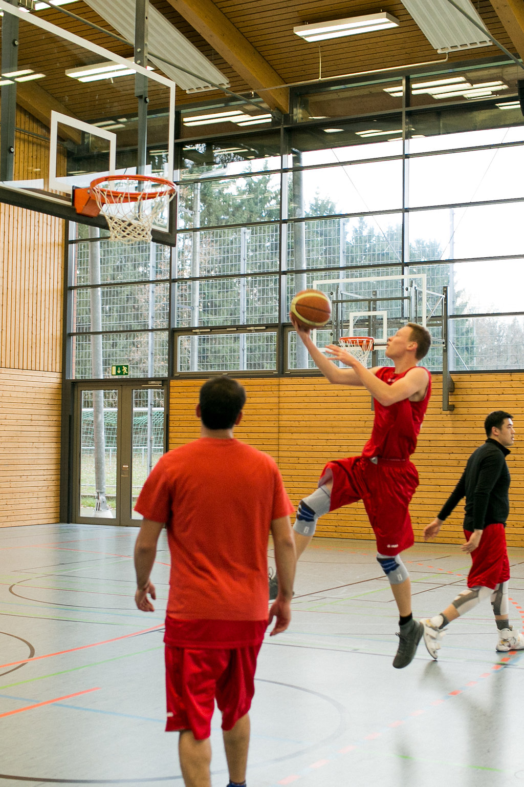 Basketball Training in Stuttgart-Sillenbuch