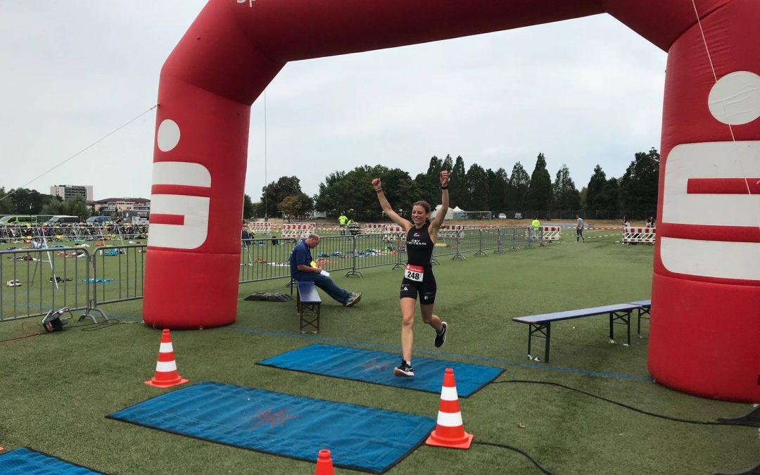 Mein erster olympischer Triathlon #SwimBikeRun
