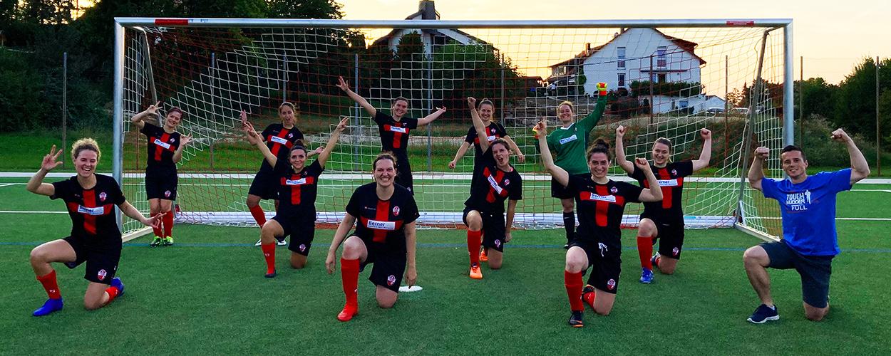 Frauenfußball im CSV Stuttgart e.V.